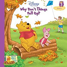 Disney:Why Don  Things Fall Up? Vol. 3 Pooh Winnie the Poohs Thinking Spot, 3