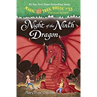 Magic Tree House:Night of the Ninth Dragon L4.0