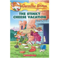 Geronimo Stilton : The Stinky Cheese L4.3