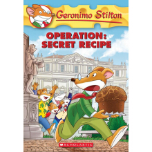 Geronimo Stilton :OperationSecret Recipe L4.5