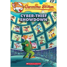 Geronimo Stilton GERONIMO STILTON : CYBER-THIEF SHOWDOWN  L4.2