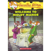 Geronimo Stilton:Welcome to Moldy Manor L4.4