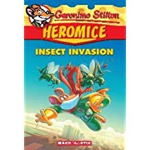 Geronimo Stilton Heromice #9: Insect Invasion  L4.0