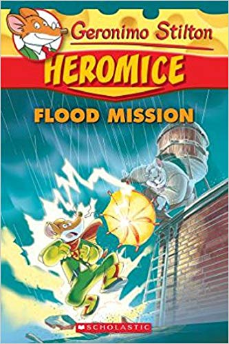 Geronimo Stilton:Flood Mission L4.2