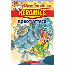 Geronimo Stilton:Robot Attack  L4.4