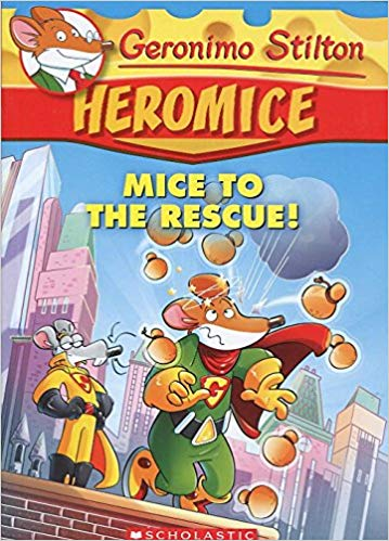 Geronimo Stilton:Mice to the Rescue! L4.4