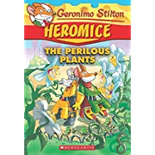 Geronimo Stilton Heromice #4: The Perilous Plants  L4.2