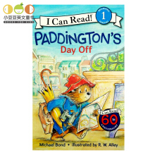 I  Can Read:Paddington's Day Off   L2.3