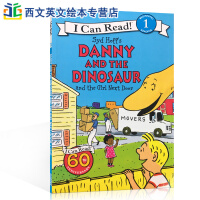 I  Can Read:Danny and the Dinosaur and the Girl Next Door   L