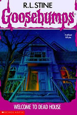 Welcome to Dead House Goosebumps No 1 L3.7