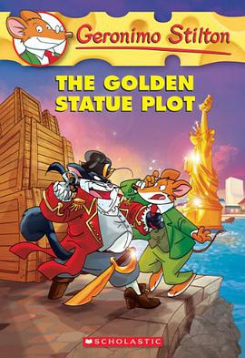 Geronimo Stilton :The Golden Statue L4.2