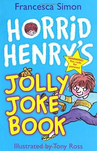 horrid henry's jolly joke book