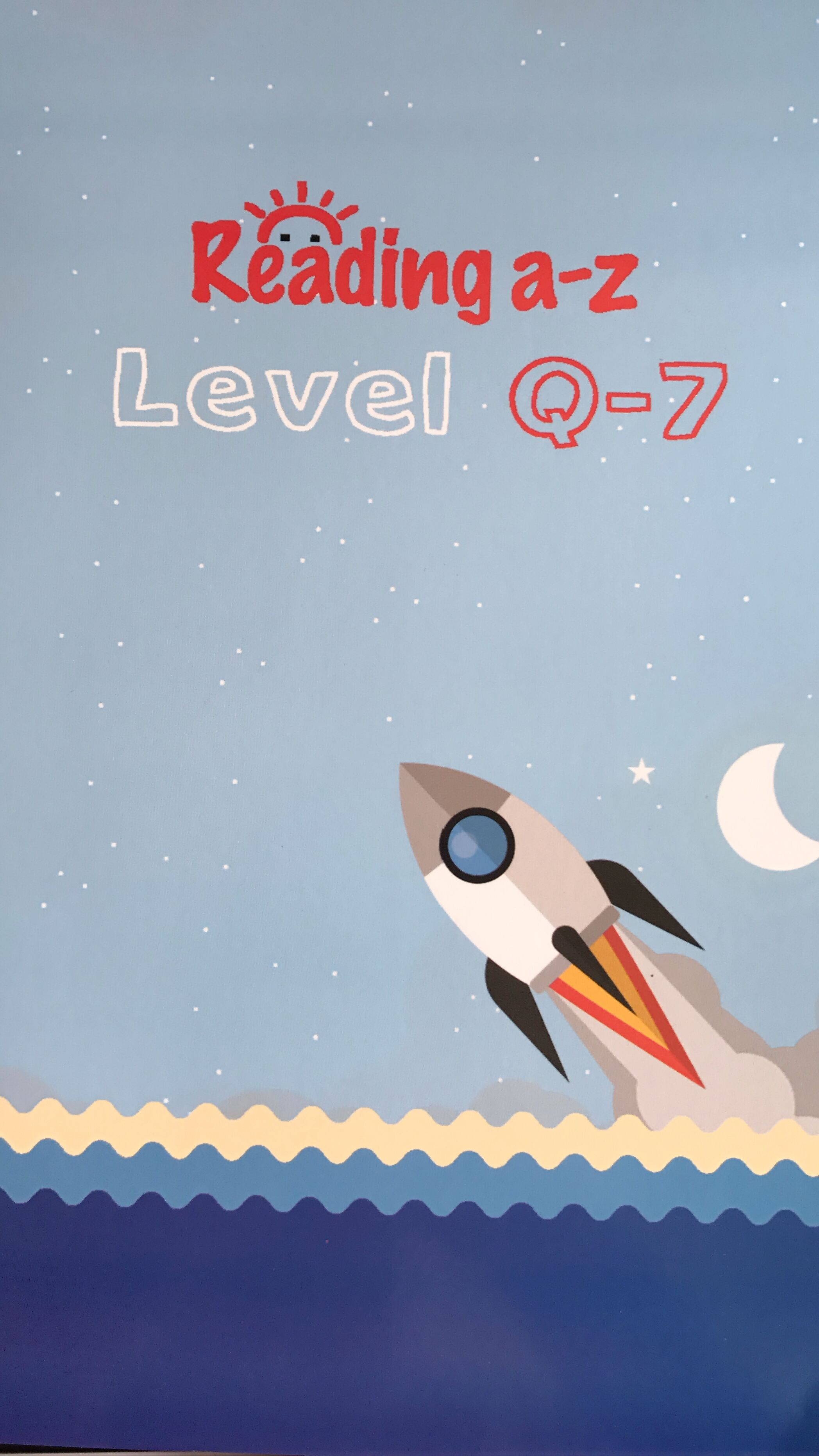Reading A-Z Level Q-7