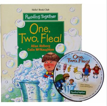 Reading Together:One, Two, Flea